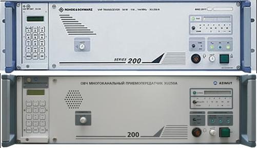 Приемопередатчик XU250A, Tranciever XU250A, Приемопередатчик Азимут, Импортозамещение