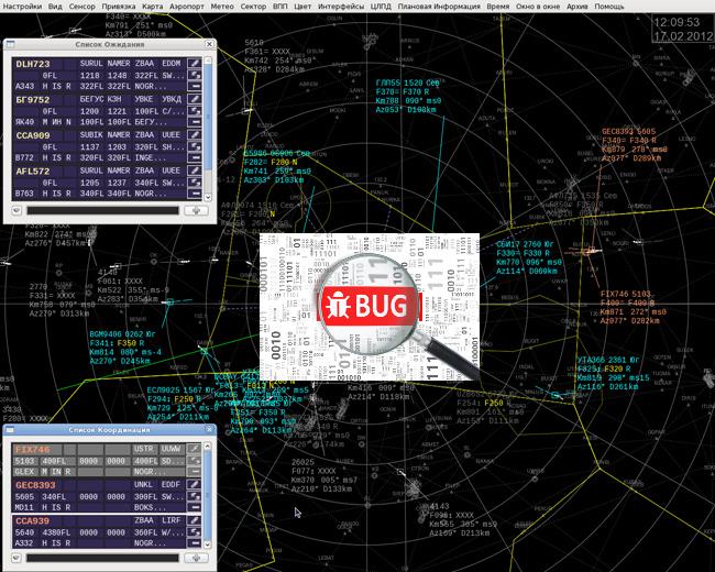 КСА УВД Галактика, ATC Galaxy Bugs, Язык АДА, ADA Language, Си, C++